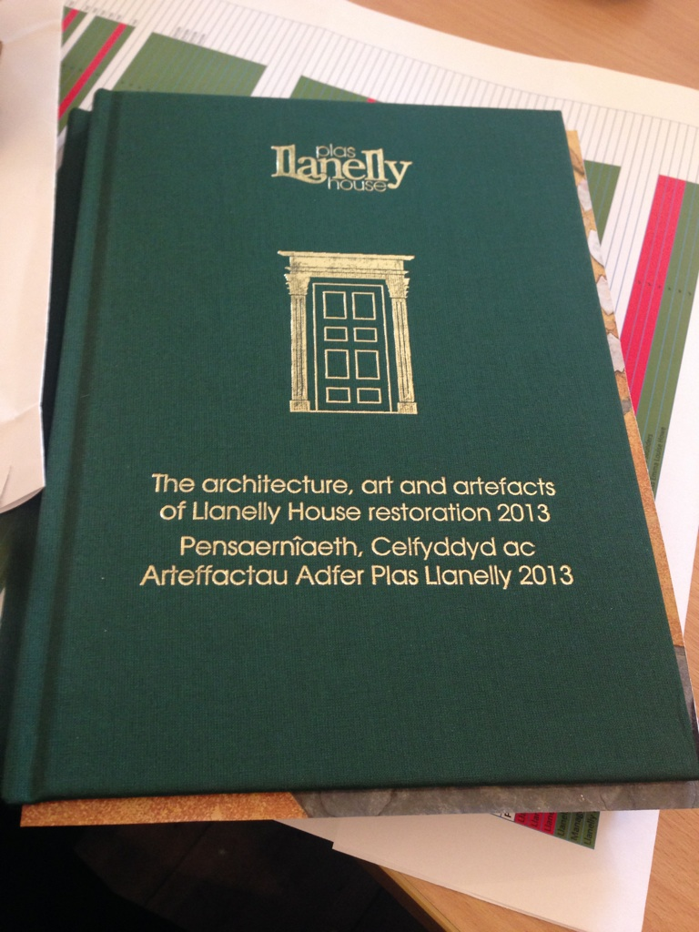 Lanelly Book