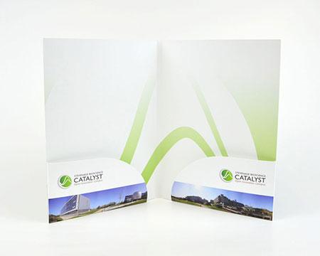 A4 2 Pocket Folders