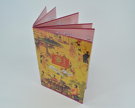 Booklet Menu